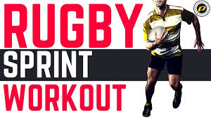 rugby sprint workout