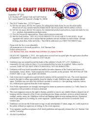 2010 vendor rules and vendor