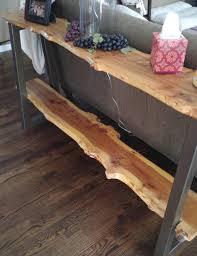 Diy Rustic Sofa Table Sofas Center Wood Legs For Sofa Table Contemporary Diy Metal