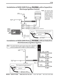 msd ignition wiring diagrams com installation instructions part 2 acircmiddot msd gmr pickup cdi and distributorless ignitions