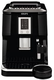 KRUPS EA8442 Falcon Fully Automatic Espresso and Cappuccino Machine (View  on Amazon)