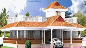 1 bedroom house plans kerala style new single floor house plan and elevation kerala