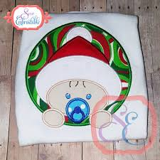 Little Boy Applique Designs Christmas Baby Boy Applique Design For Machine Embroidery