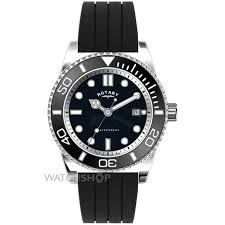 "men s rotary exclusive deep diver watch gs00050 04 watch shop comâ""¢ mens rotary exclusive deep diver watch gs00050 04"