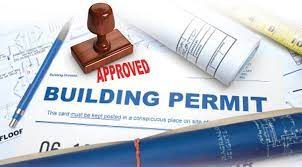 building permit for finishing