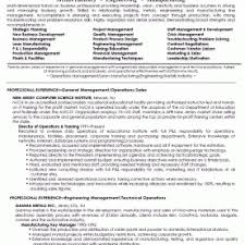 General Manager Resume Sample Unforgettable General Manager R - Rs ...