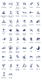 Tokyo 2020 unveils Olympic Games sport pictograms