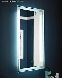 bathroom mirrors with led lights. Bathroom Light For Illuminated Bathroom Mirrors With Shaver Socket And  Feminine Illuminated Mirrors Led Lights