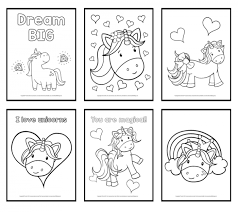 Get the markers out and make an average day a little more magical (for free!) by printing out a few of our favorite fairy, rainbow, and baby unicorn coloring pages. Free Printable Unicorn Coloring Pages Money Saving Mom Money Saving Mom