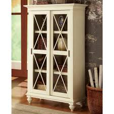 office bookcases with doors. White Wooden Glassdoor Bookcase Office Bookcases With Doors