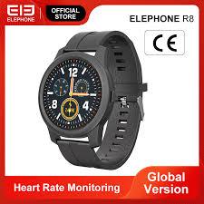 New Global Version <b>ELEPHONE R8 Smart Watch</b> 1.3'' Screen Heart ...