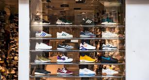Nike Store Size Chart Uk Adidas Or Nike Which Retail Giant Is Winning The Sneakers War