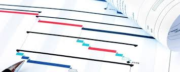 Progress Notes Are Entered In The Chart In How To Create A Gantt Chart In Powerpoint 2019