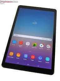 Samsung Galaxy Tab A 10 5 Sm T590n Tablet Review