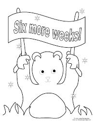 Marmotte 30 Animaux Coloriages Imprimer