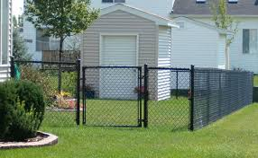 chain link fence. This Provides You A Beautiful Fence That Will Enhance Your Property And Last For Years. Chain Link