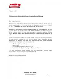 Address Change Letter Template Free Service Agreement Template