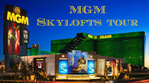 Mgm Signature 2 Bedroom Suite Mgm Skylofts Tour 2 Bedroom Suite 26 Youtube
