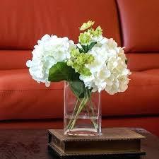silk hydrangea arrangements