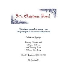 christmas suggested wording by holiday geographics christmas party invitation wording 3