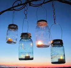 ball jar lighting. Treasureagain, Mason Jars, Ball Jar Solar Light Jar, Lanterns, Blue Canning | Wix.com Lighting