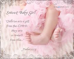 Brilliant Baby Quote They Are Gift From God Goluputtar