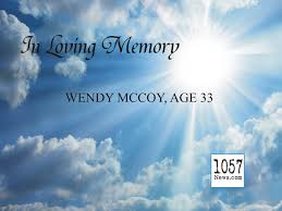 WENDY MCCOY, AGE 33 – 105.7 News Crossville Rockwood Knoxville TN