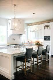 kitchen chandelier ideas stunning white kitchen with silver lanterns and dark leather home decor and interior