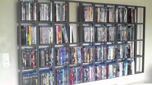 wall shelves design wall mounted dvd shelves storage cabinet wall throughout dimensions x images on dvd storage wall