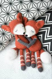 Crochet Fox Pattern Delectable Mystique The Fox Amigurumi Crochet Patterns Designed By Lilleliis