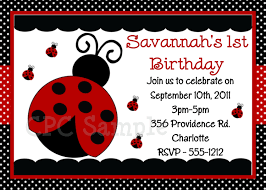 Ladybug Baby Shower  Shower That BabyFree Printable Ladybug Baby Shower Invitations