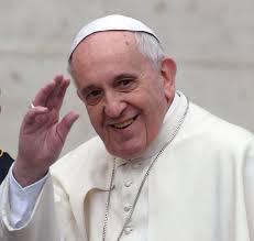 Resultado de imagem para foto do papa