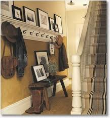 Coat Rack Hallway Hallway Coat Rack With Picture Shelf DIY Narrow Hallway Storage 19