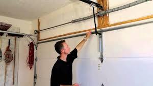 image of garage door struts 16 foot
