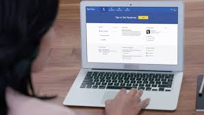 How To Do An Electronic Signature Docusign Esignature Docusign