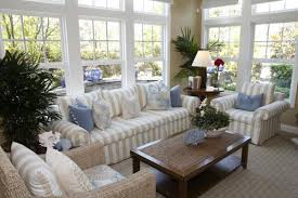 sunroom furniture arrangement. Love The Sunroom, Windows, View \u0026 Furniture Arrangement - Touches Of Blue Are Sunroom M