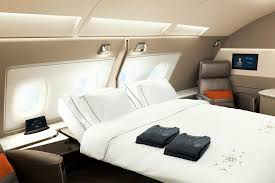 Best First Class Beds In The Sky From Singapore Airlines Suites To