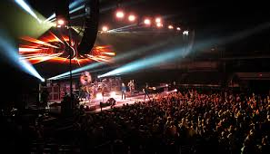 Von Braun Center Arena Seating Chart Live In Concert Boston At The Von Braun Center