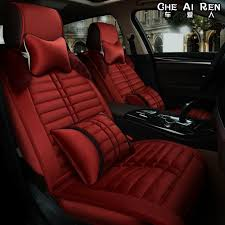 new 5seats front rear car seat cover cushion for ford edge mondeo ecosport focus fiesta series car pad auto seat cushions yesterday s us 195 00