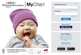 Mychart Childrens Hospital Oakland Ucsf Benioff
