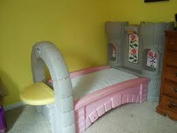 Dream Castle Princess Toddler Bed By Step2 — MYGREENATL Bunk Beds