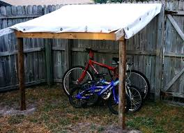 bike outdoor storage nz