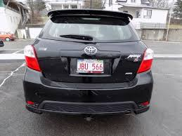 Used 2011 Toyota Matrix S AWD in Edmundston - Used inventory ...