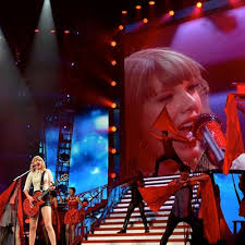Quicken Loans Arena Seating Chart Taylor Swift Scene And Heard Scenes News Blog Cleveland Scene