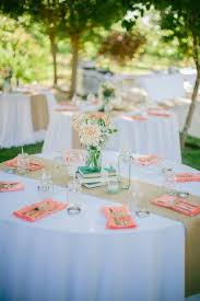 burlap table setting ideas best of runners on round tables love this idea but with blue