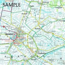Check spelling or type a new query. Ostfriesland With All The East Frisian Islands Kompass Cycling Map 3322