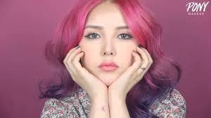 korean idols without makeup makeup tutorial korean style natural look 2016 beauty makeup korea you