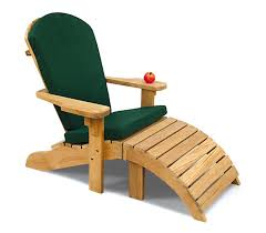 adirondack chair teak. adirondack bear chair - teak garden lounger with green cushion jati brand, quality \u0026 value: amazon.co.uk: outdoors c