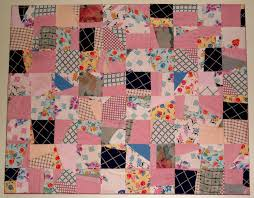 Scrambled Quilts - Artwork from taking a partial, unfinished ... & Scrambled Quilts - Artwork from taking a partial, unfinished vintage quilt  project, cutting it Adamdwight.com