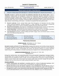 Supply Chain Management Resume Beautiful Supply Chain Management